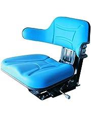 RM20 Asiento para tractor, color azul