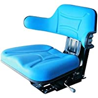 RM20 - Asiento de Tractor, Color Azul