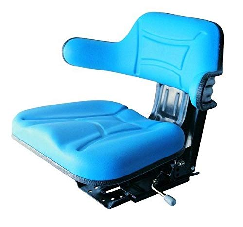RM20 Traktorsitz Schleppersitz blau