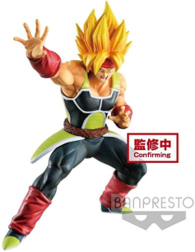 Banpresto- Posing Series Figura Coleccionable Dragon Ball Bardock, Multicolor (Bandai 39763)