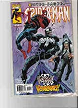 PETER PARKER SPIDERMAN COMIC BOOK (CRY VENOM! CRY VENGEANCE!, VOLUME 2)