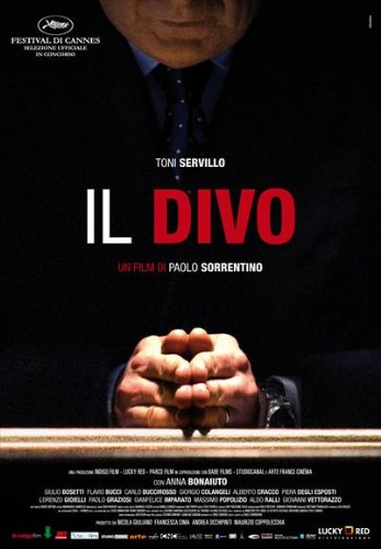 Divo, Il Poster Movie Italian 11x17 Toni Servillo Anna Bonaiuto Giulio Bosetti Flavio Bucci