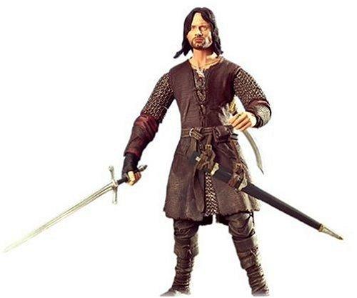 Herr der Ringe Aragorn Deluxe - Roto Figur