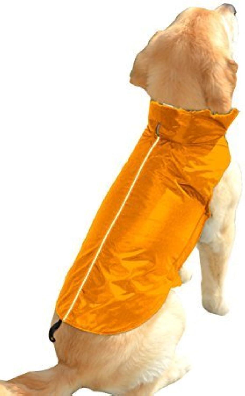 Downtown Pet Supply Pet Dog Jacket XLarge orange