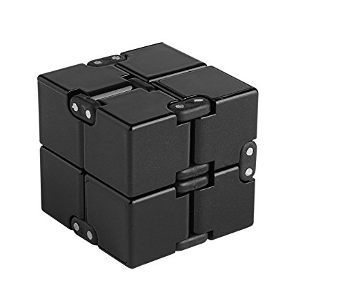 CP-Nine Infinite Cube Fidget Toy Relieves Stress and Anxiety Attention Toy for ADD, ADHD, Anxiety, and Autism Adult and Children