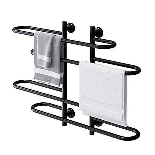 HAITOY Toallero termostático para baño, radiador con...