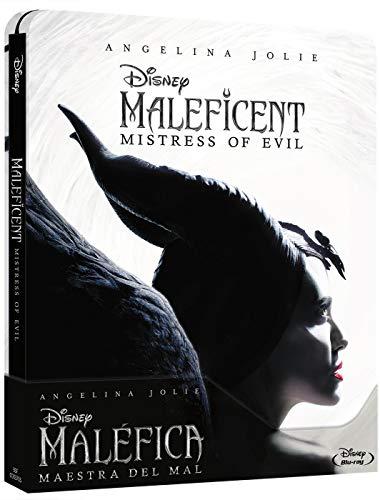 Steelbook Maléfica Maestra del Mal [Blu-ray]