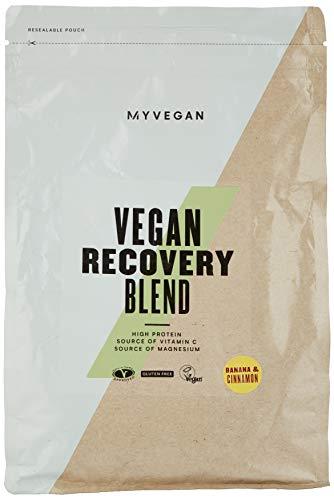 MyProtein Vegan Recovery Blend Supplement, 1 kg