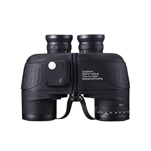 Bdesign Jumelles 10X50 avec Adaptateur téléphonique Professional HD Compact Telescope Sport-BAK4 Prism FMC Objectif for l'observation des Oiseaux Randonnée Concert de Chasse Stargazing