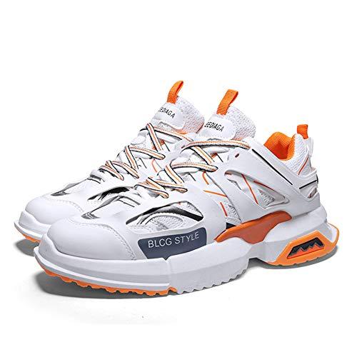 ZBSSH Casual Heren Schoenen, Student Trend Sneakers, Schoenen Mode & Atletische Trainers, 2019 Herfst Wild Casual Schoenen