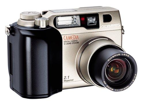 Olympus C-2040 2.11MP Digital Camera w/ 3x Optical Zoom