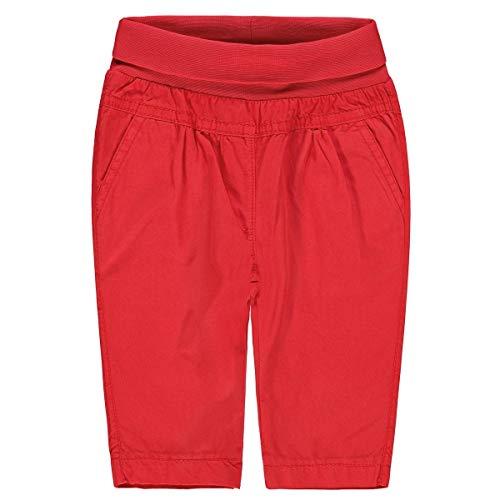 Steiff - Pantalon de sport - Bébé (garçon) 0 à 24 mois - Rouge - 80 cm