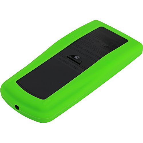 Guerrilla Silicone Case for Texas Instruments TI-83 Plus Graphing Calculator, Green Photo #3