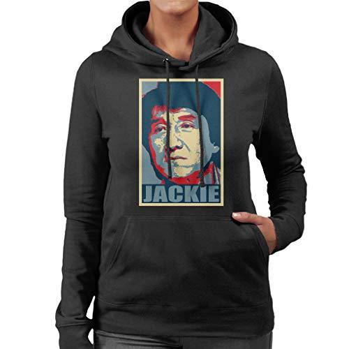 Cloud City 7 Jackie Chan Hope Women's Hooded Sweatshirt
