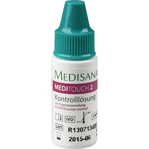 Medisana MediTouch 2 Kontrolllösung