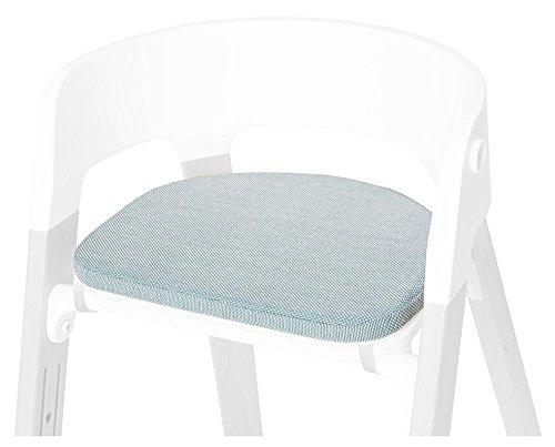 Coussin assise chaise haute Steps Jade - Stokke