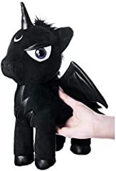 Created from high quality materials, this plush toy has a cuddly appearance and satisfying feel. Because of this, this stuffed animal is suitable for children of all ages and adults. Rich cotton filler and made of skin friendly silk wadding and soft ...