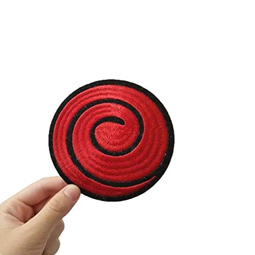 LMM Anime Ninja Shinobi Cosplay Accessories Props Akatsuki's Cloud Large Patch Toys