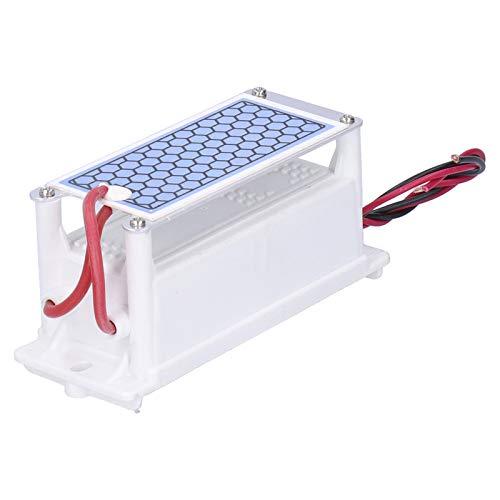 Jingyig Ozone Generator, Durable Shockproof Industrial Ozone Machine, Electronic Shoe Cabinets Refrigerators for Dryers Dishwashers(AC110V)