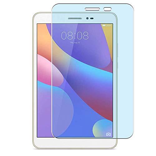 Vaxson 2 Stück Anti Blaulicht Schutzfolie, kompatibel mit Huawei MediaPad T2 8.0 Pro 8