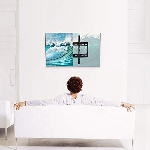 Cerlingwee Soporte para TV, TV de 26'-55' Base de TV Ajustable Soporte para TV Soporte para TV de 26'-55' para el hogar o la Oficina