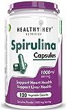 HealthyHey Nutrition Spirulina...image