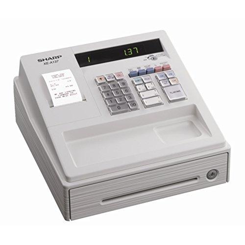 Sharp XE-A137 Cash Register