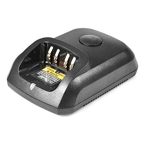 Funihut acculader met adapter voor Motorola PMNN4077 PMNN4103 PMN4409 XPR3300 XPR3500