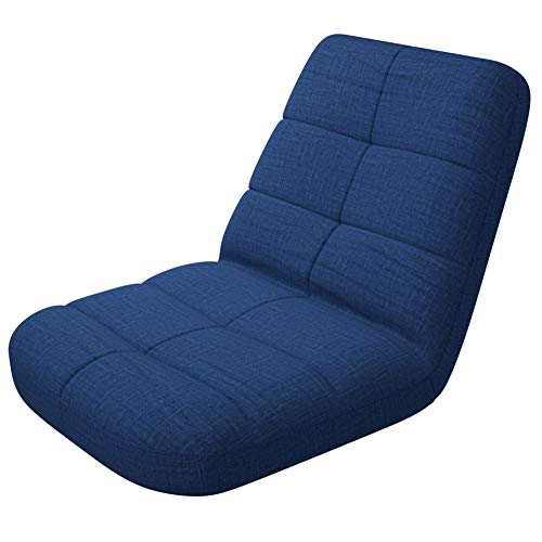 bonVIVO Easy Lounge, Silla Plegable de...