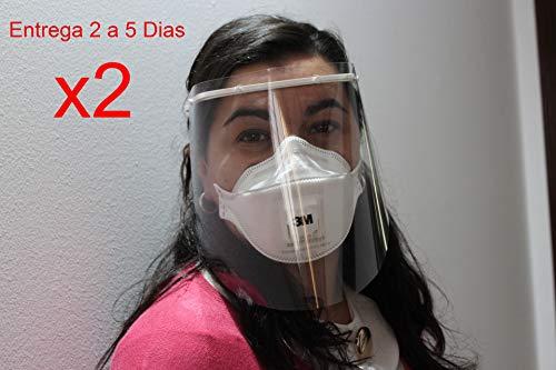 Pantallas de Proteccion Facial Transparente