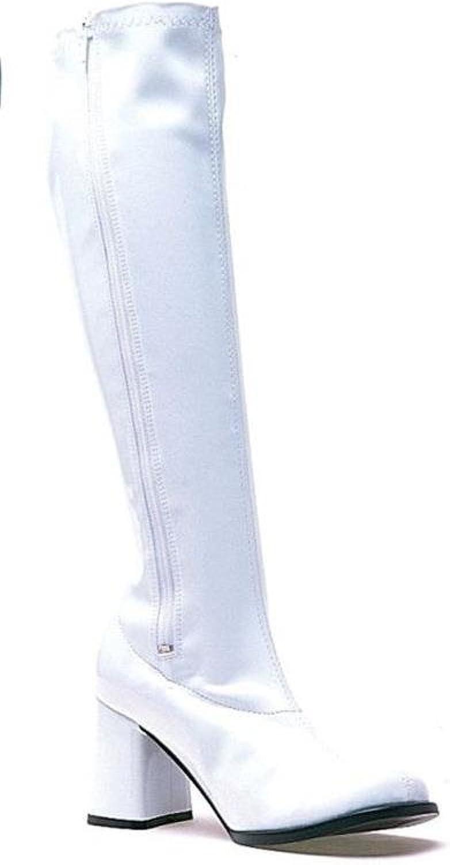 WMU Go Go Boot White Size 11