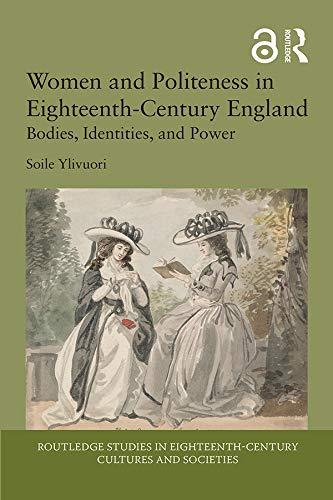 Women and Politeness in Eighteenth-Century England: