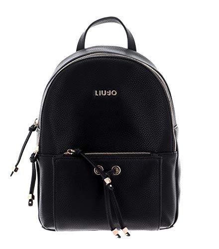 LIU JO Armonica Backpack M Nero