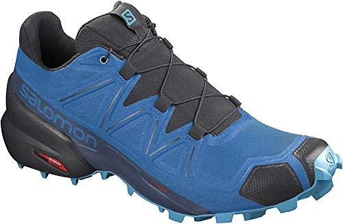 SALOMON Speedcross 4 GTX, Scarpe da Trail Running Uomo, Indaco, Nero, Blu, 44 2/3 EU