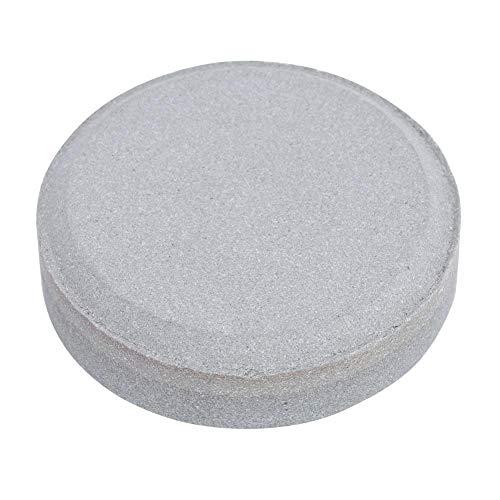 Piedra Afiladora Redonda, Piedra Afiladora de Doble Cara Piedra Afiladora Afilador de Usos MúLtiples para Exteriores