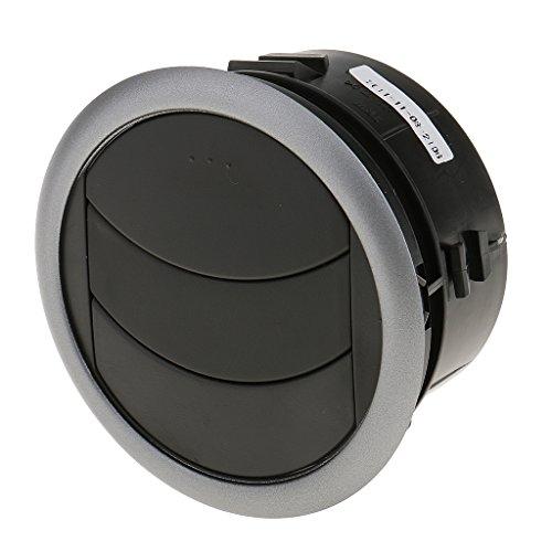 MagiDeal 360 Air Conditionné Sortie Ventilateur Grille Déflecteur Tableau De Bord pour 05-13 Suzuki Sx4