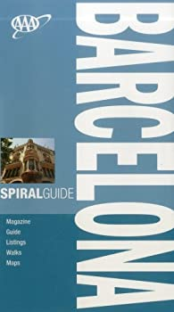 AAA Spiral Guide: Barcelona 1595085076 Book Cover