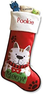 Best orange cat christmas stocking Reviews