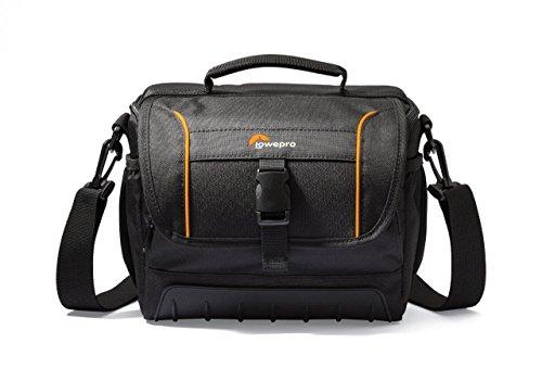 Lowepro Adventura SH 160 II - Bolsa para cámara réflex, negro