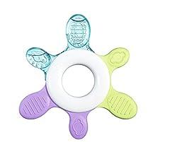 NIP koelbijtring met lange bijtelementen: koeling, vervuilende vrije bijtring, BPA-vrij, vanaf 3 maanden*