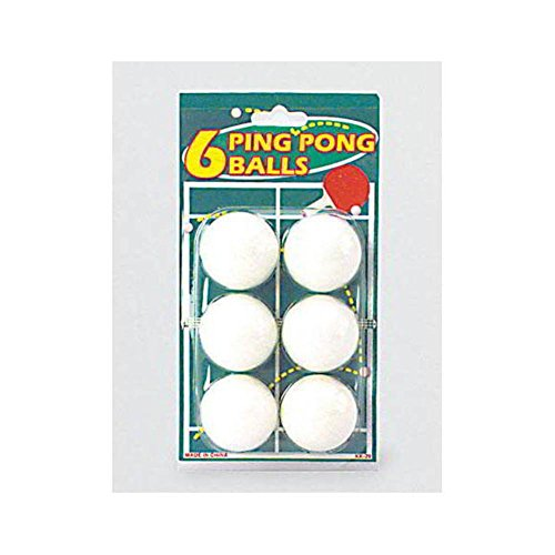 Why Choose Table tennis balls – Pack of 72