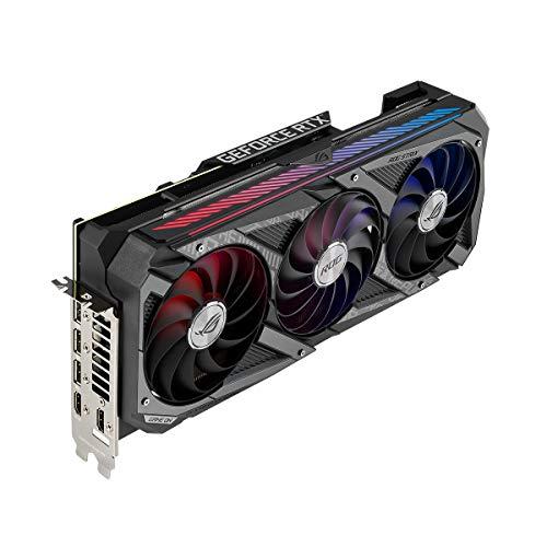 Asus GeForce RTX 3080 10 GB STRIX GAMING Video Card