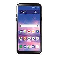 Total Wireless Carrier-Locked LG Stylo 5 4G LTE Prepaid Smartphone - Black - 32GB - Sim Card Included - CDMA