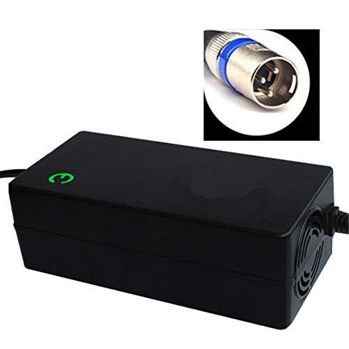 XIONGGG Elektro-Scooter-Ladegerät Universal Power Adapter Für 24V, 36V, 48V, 60V, 72V-Lithium-Batterie-Roller Mini-Stecker,4,48V 2A