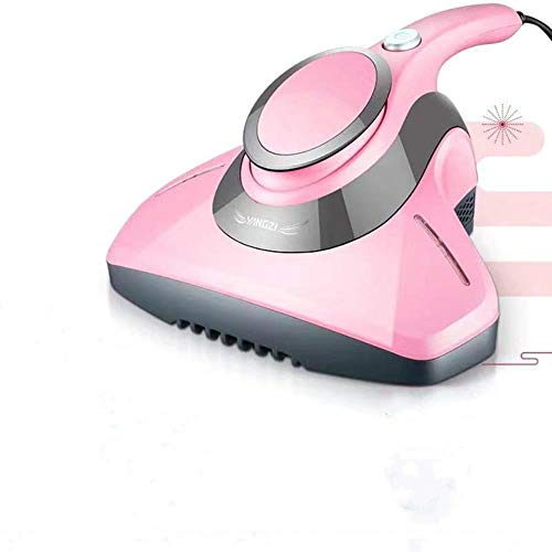 Purchase YFJLOVE Handheld Vacuum Cleaner Dust Sweeper Bed Mite Collector Mini UV Sterilizer Mattress...