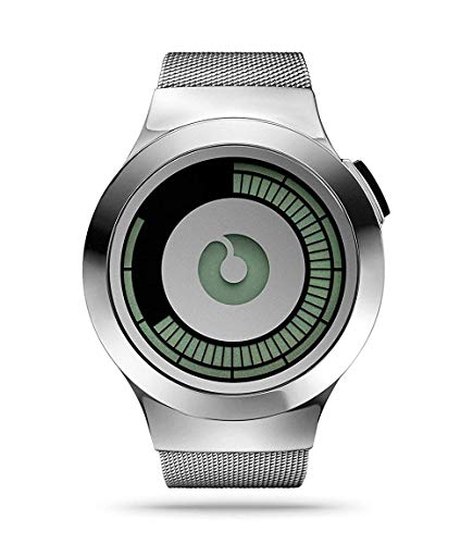 Giro Watches Saturn Silver Silver Silver Z0008WSS Parallel Importware Japan