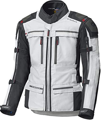 Held Textile Jacket Atacama [Gore-Tex] Grey/Red Xxl