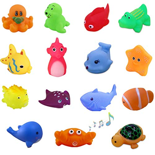 Top 10 best selling list for rubber animal toys for babies