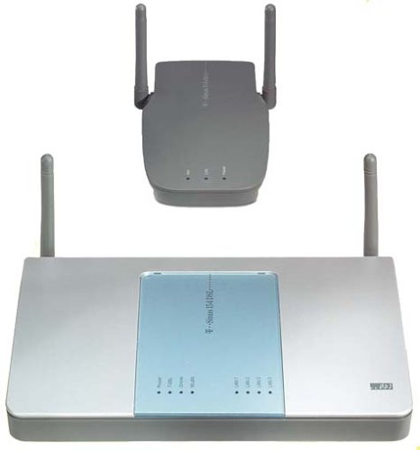 Telekom T-Sinus 154 DSL datapack T-DSL und Wireless LAN