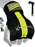 EMRAH bandas de boxeo para manos puños elásticos Boxeo MMA Bandages Boxeo Mano Envolturas Guantes Boxeo Envolturas de manos